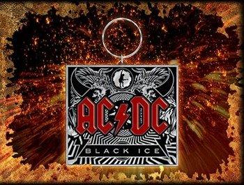 brelok AC/DC - BLACK ICE