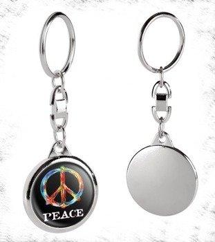 brelok PEACE