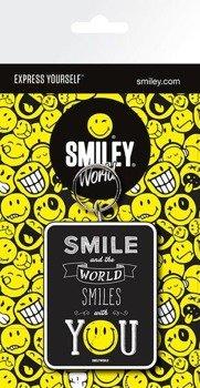 brelok SMILEY - SMILE