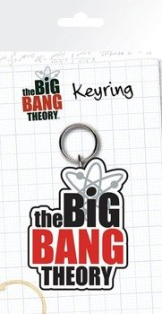 brelok THE BIG BANG THEORY - LOGO