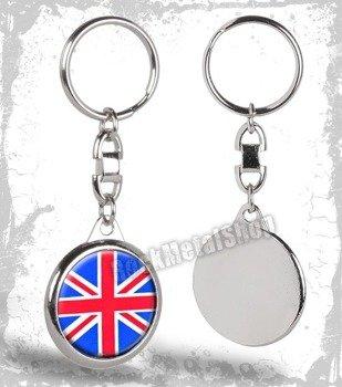 brelok U.K. FLAG