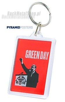 brelok do kluczy GREEN DAY (PRESIDENT) (PK5391)