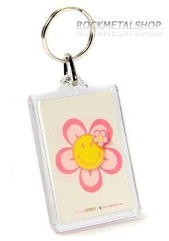 brelok do kluczy SMILE FLOWER