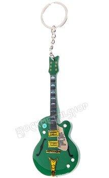 brelok / miniaturka gitary U2 - BONO: IRISH GREEN FALCON