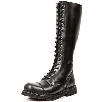 buty NEW ROCK TIMBER NEGRO PLANING NEGRO SIN [NEWMILI19-S1]