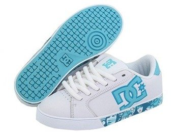 buty damskie DC- JOURNAL SE (WHITE/OCEAN)