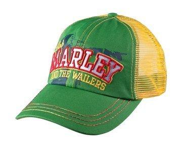 czapka BOB MARLEY -  EMBROIDERED BOB MARLEY