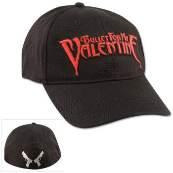 czapka BULLET FOR MY VALENTINE - 3D EMBROIDERED