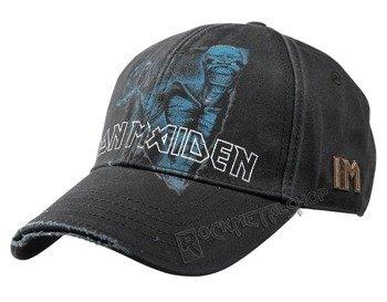 czapka IRON MAIDEN - DIFFERENT WORLD