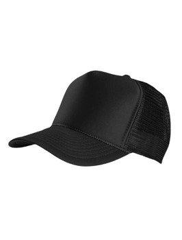 czapka MASTERDIS - BASEBALL CAP TRUCKER, black