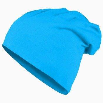 czapka MASTERDIS - JERSEY BEANIE turquoise
