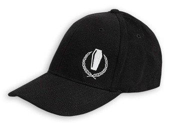czapka MY CHEMICAL ROMANCE Black Flex Cap