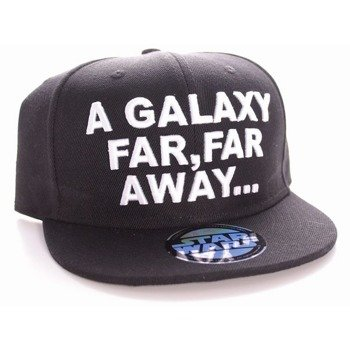 czapka STAR WARS - A GALAXY FAR, FAR AWAY ..