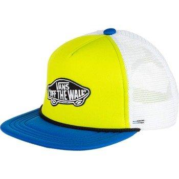 czapka VANS - CLASSIC FROG YELLOW