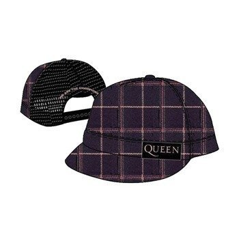 czapka damska QUEEN Pink Lady Newsboy Hat