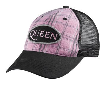 czapka damska QUEEN Pink Lady Truck Cap