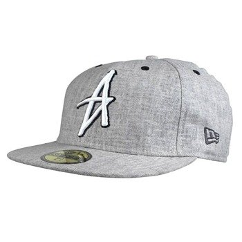 czapka z daszkiem ALTAMONT - UNDISPUTED 2 NEW ERA (GREY/HEATHER) 10'