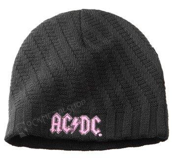 czapka zimowa AC/DC