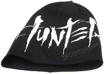 czapka zimowa HUNTER - LOGO