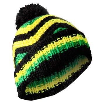 czapka zimowa MASTERDIS - BEANIE ZIG ZAG jamaica