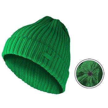 czapka zimowa MASTERDIS - KMA BEANIE BASIC FLIP kelly