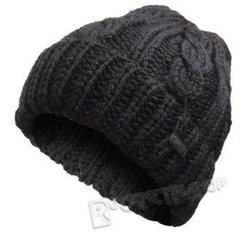 czapka zimowa MASTERDIS - KMA BLACK