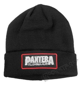 czapka zimowa PANTERA