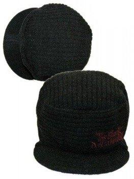 czapka zimowa z daszkiem BLACK DAHLIA MURDER - BLACK BILLED (KC107206BDM)