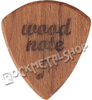 drewniana kostka do gitary WOODNOTE Tinyshield - TEAK