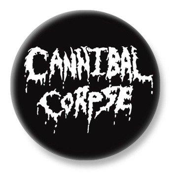 duży kapsel CANNIBAL CORPSE - OLD LOGO