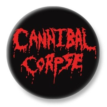 duży kapsel CANNIBAL CORPSE - OLD RED LOGO