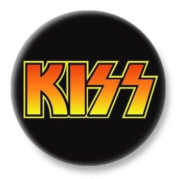 duży kapsel KISS - LOGO