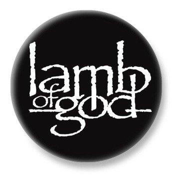 duży kapsel LAMB OF GOD - LOGO