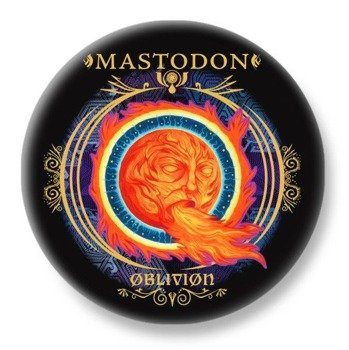 duży kapsel MASTODON - OBLIVION