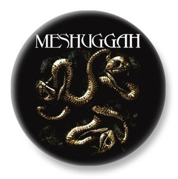 duży kapsel MESHUGGAH - LOGO