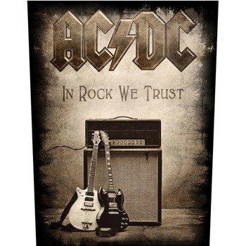 ekran AC/DC - IN ROCK WE TRUST