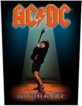 ekran AC/DC - LET THERE BE ROCK