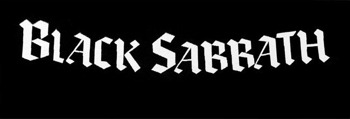 ekran BLACK SABBATH - LOGO
