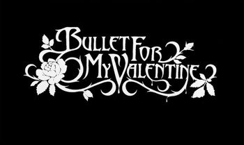 ekran BULLET FOR MY VALENTINE - LOGO