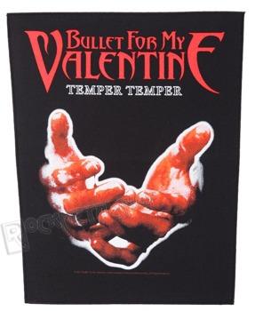 ekran BULLET FOR MY VALENTINE - TEMPER TEMPER