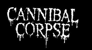 ekran CANNIBAL CORPSE - NEW LOGO