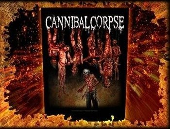 ekran CANNIBAL CORPSE - TORTURE
