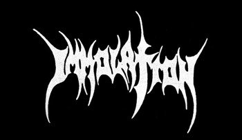 ekran IMMOLATION - OLD LOGO