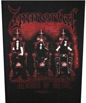 ekran IMMORTAL - DEMONS OF METAL