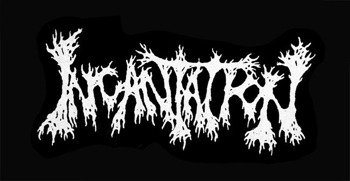 ekran INCANTATION - LOGO
