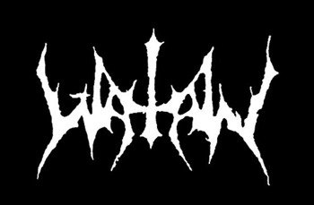 ekran WATAIN - OLD LOGO