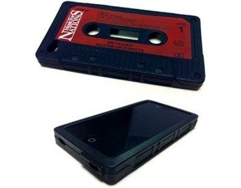 etui na IPhone 4G/4GS METALLICA - CASSETTE TAPE