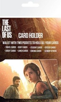 etui na kartę kredytową THE LAST OF US - ELLIE AND JOEL