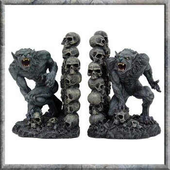 figurka LYCANTHROPE BOOKENDS
