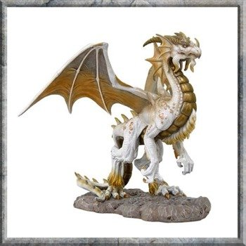 figurka TOM WOOD - WHITE DRAGON